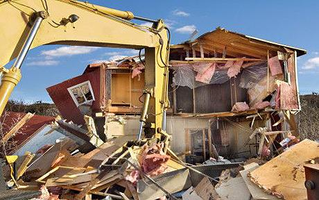 US cities may have to be bulldozed in order to survive